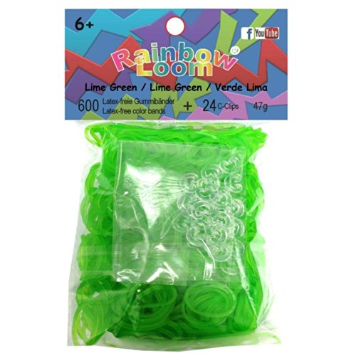 rainbow loom jelly bands kit - 8