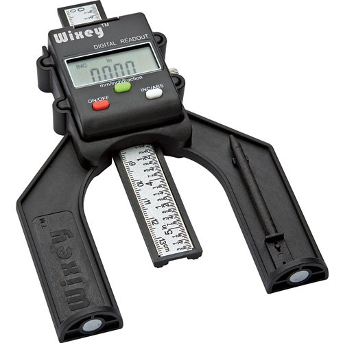 Wixey WR25 Mini Digital Height Gauge by Wixey
