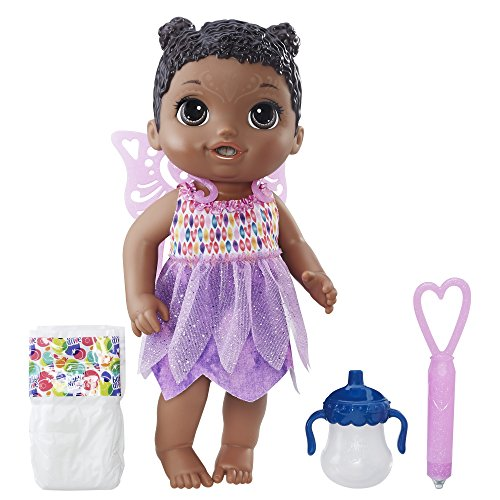 Search : Baby Alive Face Paint Fairy (African American)