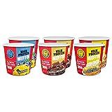 Stud Bites | High-Protein Muffin | 25g Protein, 7g Net Carbs (Variety, 6-Pack)