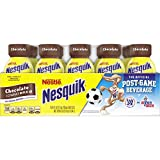 Nesquik Ready to Drink Chocolate Milk, 120 Ounce