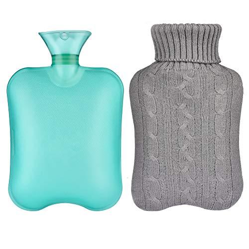 hot water bottle 2 quart - 8