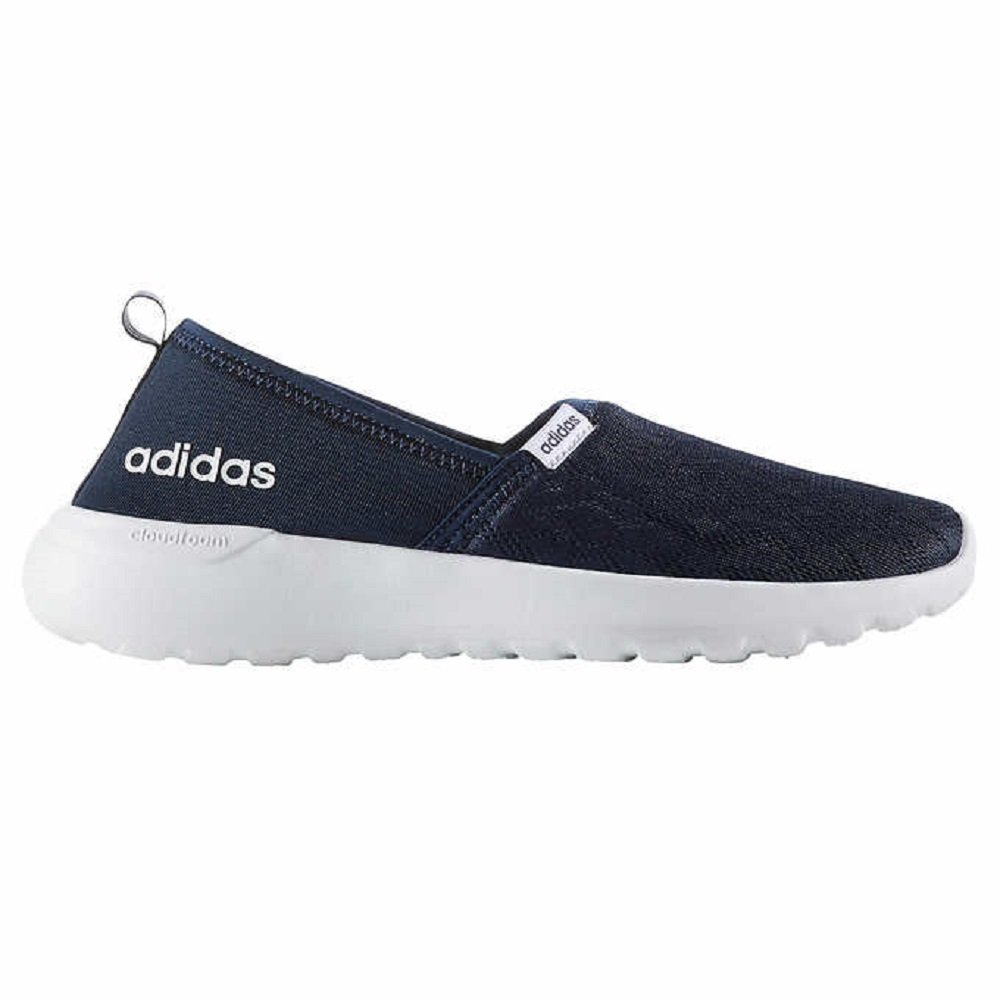 Adidas Neo Donne Lite Racer Slip On W Casual Sneaker Marina Militare Outlet di fabbrica 5O1O41