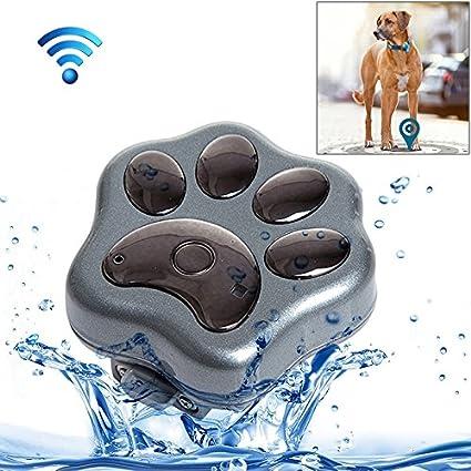 Wewoo localizador para Animal Mascotas Gris Pet Impermeable IP66 ...