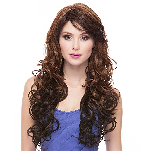 Soprano Heat Safe Synthetic Wig by Sepia (P4/27/30)