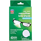 Rite Aid Eye Care Microfiber Lens Wipes - 40 Count