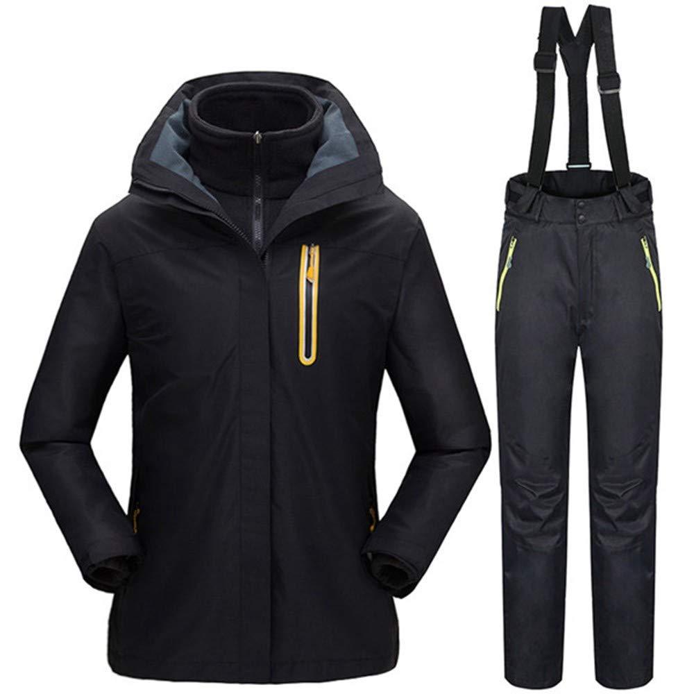 QZHE Tuta da sci Tuta Tuta Tuta da Sci Invernale da Montagna per Donna Giacche da Snowboard Antivento Impermeabili  Pantaloni da Donna, Vestiti Caldi All'Aperto, SB07LG87W1Q3XL | Up-to-date Styling  | Rifornimento Sufficiente  | Materiali Accuratamente Selezionat e3f7eb