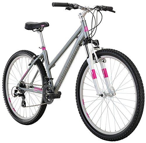 Diamondback Bicycles Laurito Womens Recreational Mountainbike, 15