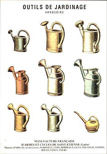 Manufacture francaise d'armes et de cycles de Saint-Etinne Pop Art Original Vintage Postcard