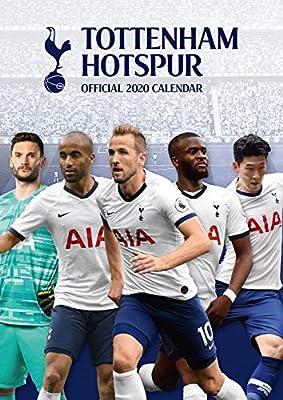 The Official Tottenham Hotspur F.C. Calendar 2020