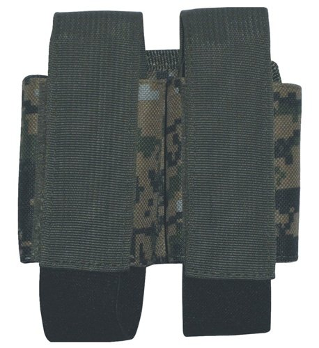 Molle Gear Double 40mm Grenade Pouch / M16 Magazine Pouch Wo