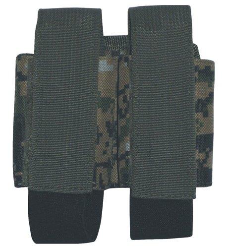 molle gear double grenade pouch