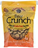 Charlee Bear Grain-Free Bear Crunch Chicken, Pumpkin & Apple Flavor – Net Wt 8 oz. For Sale