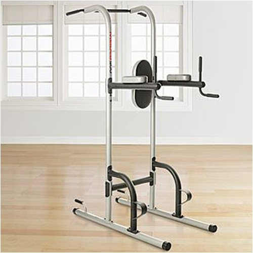Weider Power Tower Home Gym: Weider 200 Power Tower Workouts