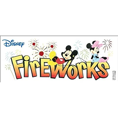 Disney Titlewave Stickers, Fireworks: Arts, Crafts & Sewing