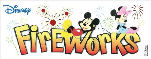 Disney Titlewave Stickers, Fireworks