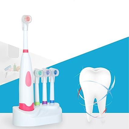Reemplazo Eléctrico Del Cepillo De Dientes Del Cuidado Oral Con El Cepillo De 4 Dientes,