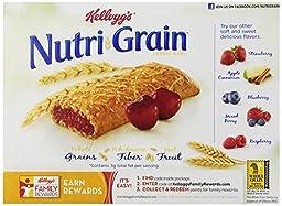 Kellogg\'s Nutri-Grain Cereal Bars - Cherry - 1.3 oz - 8 ct