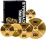Meinl Cymbals HCS141620+10 HCS Pack Cymbal Box Set with 14\