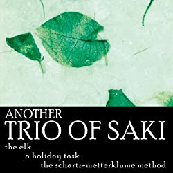 Another Trio of Saki