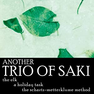 Another Trio of Saki Audiobook