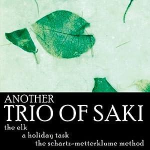 Another Trio of Saki Audiobook