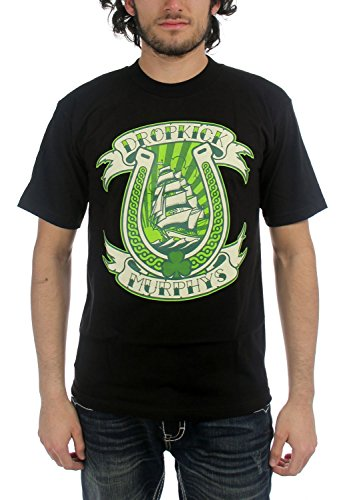 Dropkick Murphys - Mens Horseshoe T-Shirt