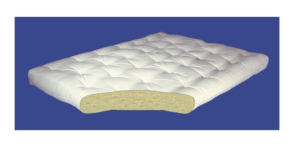 bath james futon reviews pad bed pdx hotel st stjames polyester mattress wayfair home