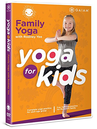 Rodney Yee Yoga Journals Family