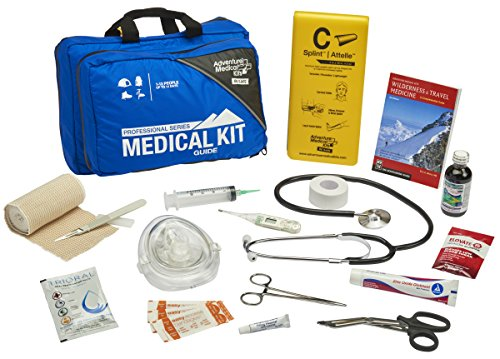 (Adventure Medical Kits Professional Guide I First Aid)