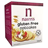 Nairn'S Gluten Free Oatcakes 160G - Pack of 2