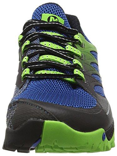 Out Gtx Running blue Homme All Dusk Blue Compétition Chaussures Bleu Merrell De Charge U65Cwnqa