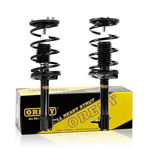 OREDY Rear Pair Complete Struts Assembly Kit Shock Absorber 171578 171579 15211 15212 Compatible with Chrysler Neon 2000-2002/Dodge Neon/2000-2005/Plymouth Neon 2000 2001/Dodge SX 2.0 2003-2005 ()