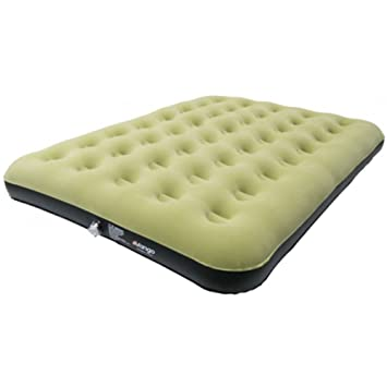 399cd81fd0027 Vango - Flocked Double Airbed - Green: Amazon.co.uk: Sports & Outdoors