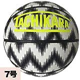 TACHIKARA(タチカラ) TACHIKARA スーパー ウェイビー バスケットボール (ホワイト) - 7