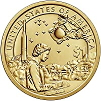 2020 P Native American 2 Mint Rolls Sacagawea Dollar Coins BU UNC $50