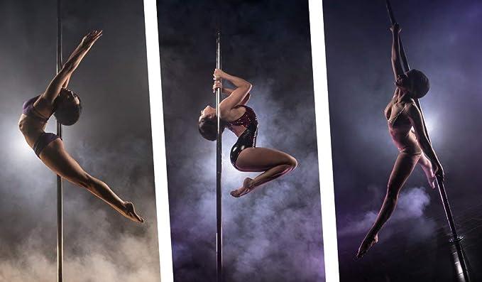 femor 45 mm Pole Dance Danza Barra tabledance Strip Barra ...