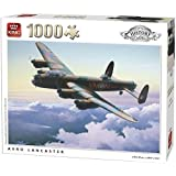 King Avro Lancaster WW2 Jigsaw Puzzle (1000 Pieces) History Collection by King