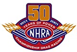 NHRA 50 Years Decal 5