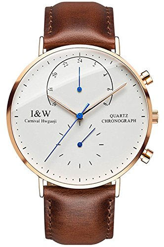 Carnival Famous Brand Watch Men Casual Fashion Quartz Watches Business Simple Wrist Watch (Famous Look Automatic Watch)