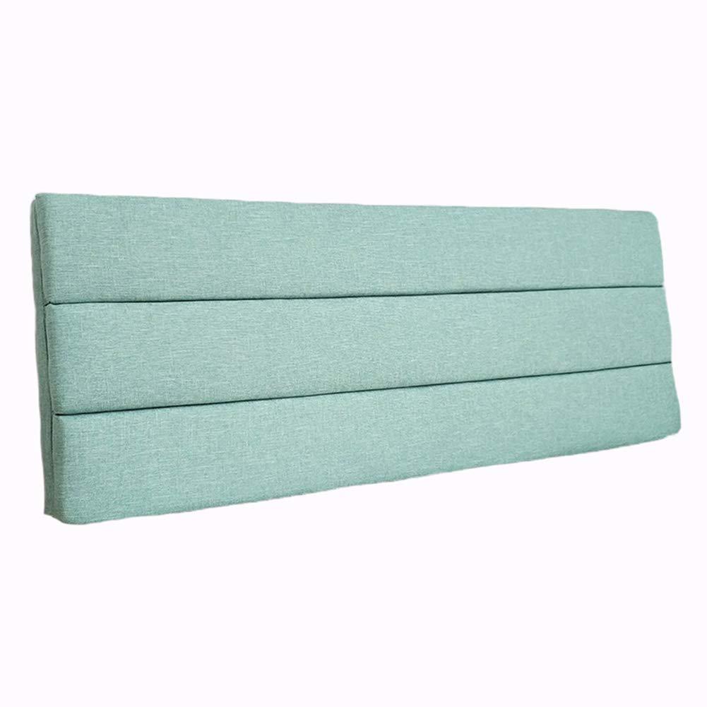 上質で快適 ヘッドボードピロークッションバックレストベッドヘッドレスト、取り外し可能かつ洗える Mint、5色/ 10サイズでご利用いただけます FENPING (色 : : Mint 90cm*50cm*5cm) green, サイズ さいず : 90cm*50cm*5cm) 90cm*50cm*5cm Mint green B07Q6VTX56, Mahogany:675d1ce6 --- a0267596.xsph.ru
