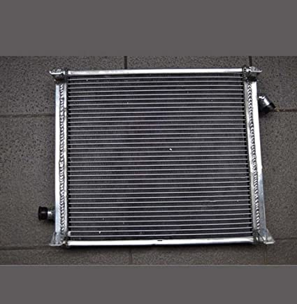 Amazon com: GOWE Radiator For Air to Liquid Intercooler Heat