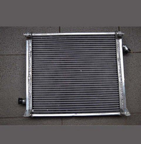 GOWE Radiator For Air to Liquid Intercooler Heat Exchanger Radiator For FORD FALCON BA/BF TURBO 02-08: