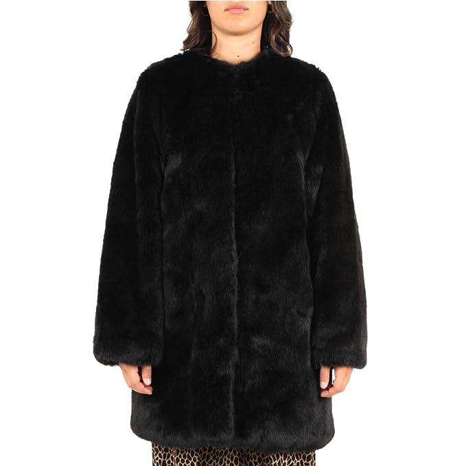 MICHAEL Michael Kors Cappotto in Ecopelliccia Donna MOD. 777G981M52  Amazon. it  Abbigliamento 3fb28d2de6a