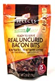 Oscar Mayer Selects: Real Uncured Bacon Bits (Pack of 2) 2.8 oz Bags