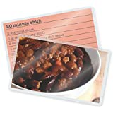 """5 Mil Small Index Card Laminating Pouches [3"""" x 5""""] (100/bx)"""