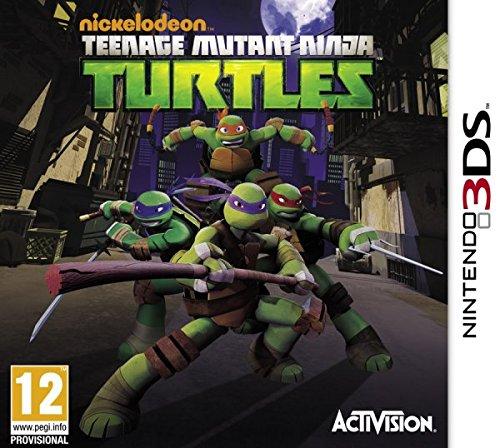 Teenage Mutant Ninja Turtles: Amazon.es: Videojuegos