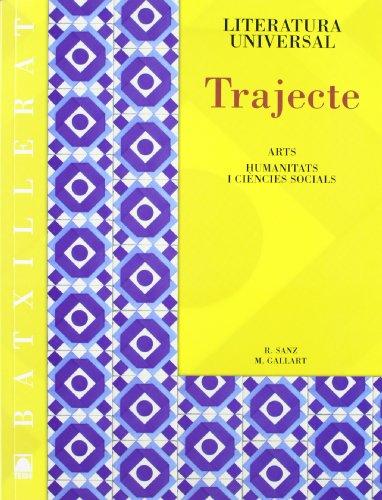 TRAJECTE LIT. UNIV.+G.LECT.BAT - 9788430753246