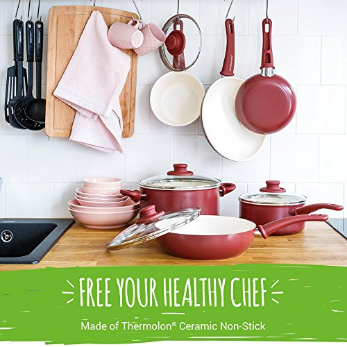 GreenLife Ceramic Nonstick cookware