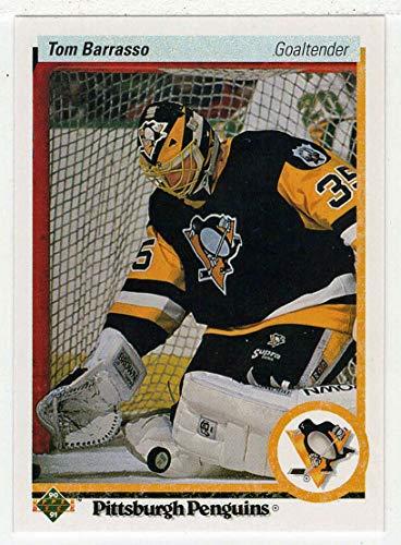 121 Tom - Tom Barrasso (Hockey Card) 1990-91 Upper Deck # 121 NM/MT